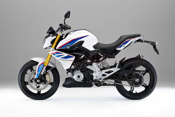 Bmw G 310 R And Bmw R Ninet Scrambler Ready Giias Exhibition In 2016
