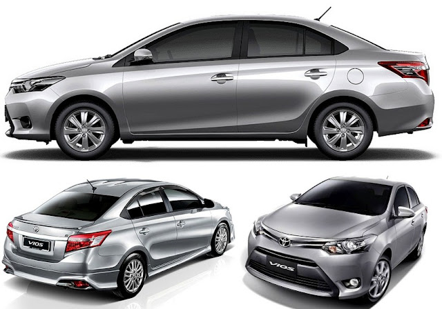 Kereta Compact Sedan Popular di Malaysia - Toyota Vios