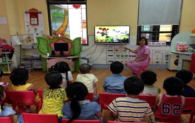 Sáng kiến kinh nghiệm rèn kỹ năng sống cho trẻ mầm non