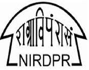 NIRDPR jobs,latest govt jobs,govt jobs,latest jobs,jobs,telangana govt jobs