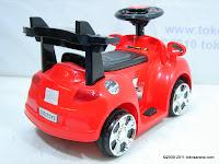 4 Mobil Mainan Aki Doestoys DTV1 Bugatti Small