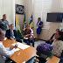 Prefeito de Maruim reúne-se com coordenação do Sintese