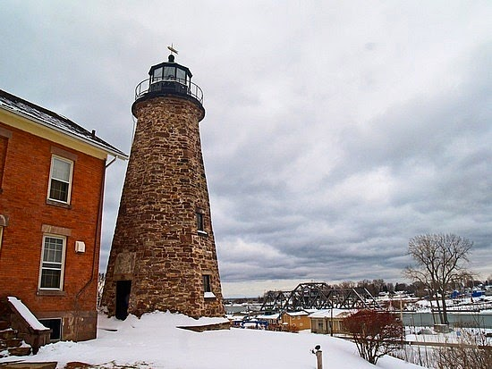 Charlotte Genesee Lighthouse: Weights, Measures, And Esoterica: March 2014