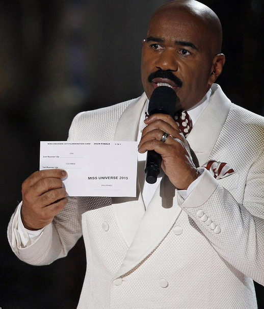 steve harvey mistake miss universe 2015