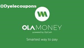 Ola money hack recharge promo code