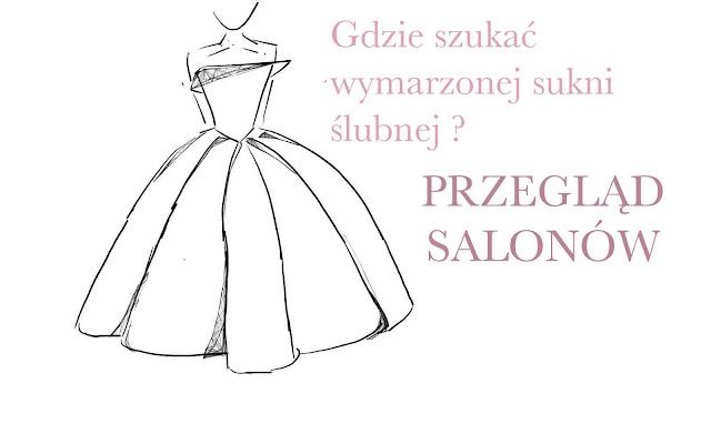 Gdzie szukać wymarzonej sukni ślubnej? Przegląd salonów: #11 SABE