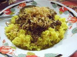 Resep Nasi Kuning Khas Indonesia