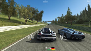Game Balap Mobil Real Racing