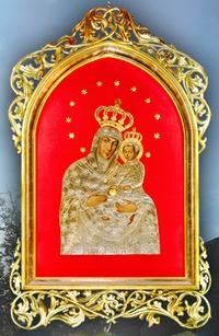 Obraz Matki Bożej Rajgrodzkiej