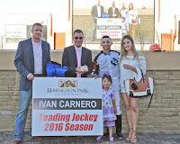 Remington park, quarter horse racing