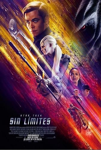 Star Trek: Sin Límites (2016) [BRrip 720p] [Latino] [Ciencia ficción]
