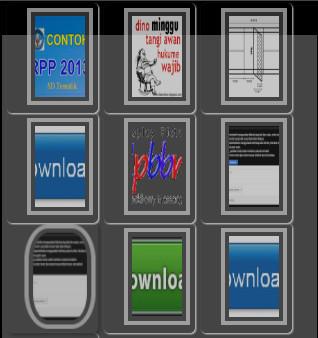 Cara membuat Popular Post Thumbnail Bentuk Gallery