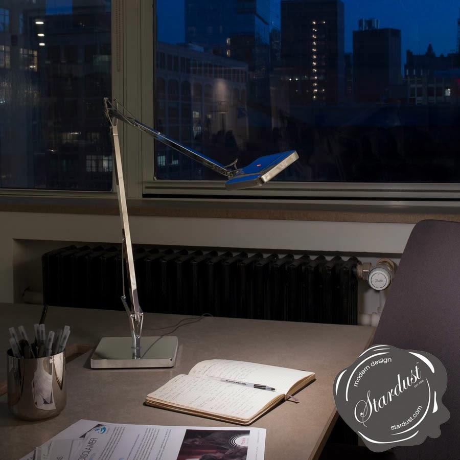 Desk Lights Flos Kelvin Led Green Mode Ii Desk Lamp Stardust