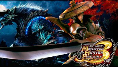 Monster Hunter Portable 3rd [English Patcher v5.0] PSP
