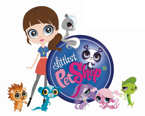 Littlest Pet Shop Logo