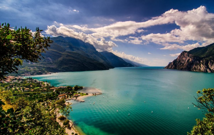 Top 10 Natural Wonders in Italy - Lake Garda