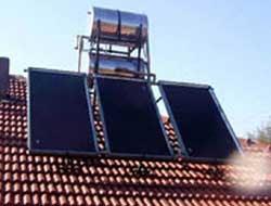 sıcak su elde etmede güneş enerjisinden faydalanım