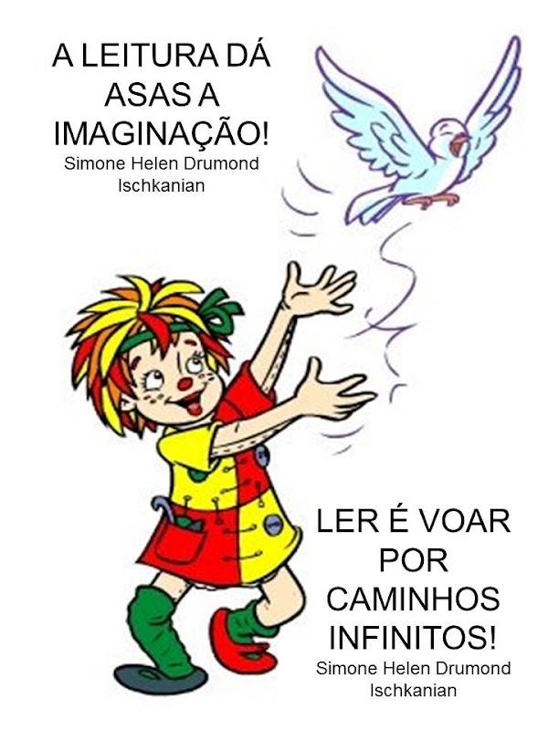 Frases Sobre Leitura Infantil Monteiro Lobato Reflexão Da
