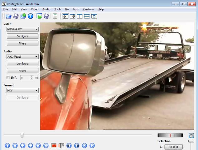 تحميل برنامج تحرير الفيديو للكمبيوتر مجانا Avidemux