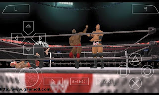Download WWE SmackDown vs. RAW 2011 (Europe) ISO Android