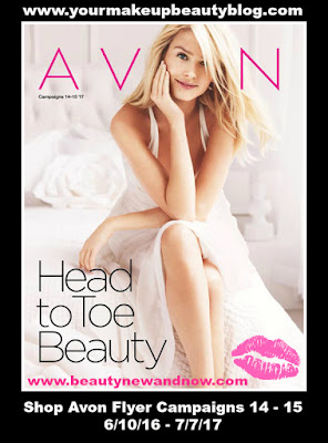 Shop Avon Flyer Campaign 14 -15 6/10/17 - 7/7/17