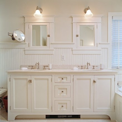 Beadboard Bathroom for Good Bathroom Decoration