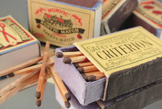 Sejarah Korek Api dimulai Bangsa Tiongkok Sejarah Korek Api dimulai Bangsa Tiongkok