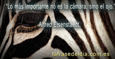 Citas de Fotógrafos, Alfred Eisenstaedt
