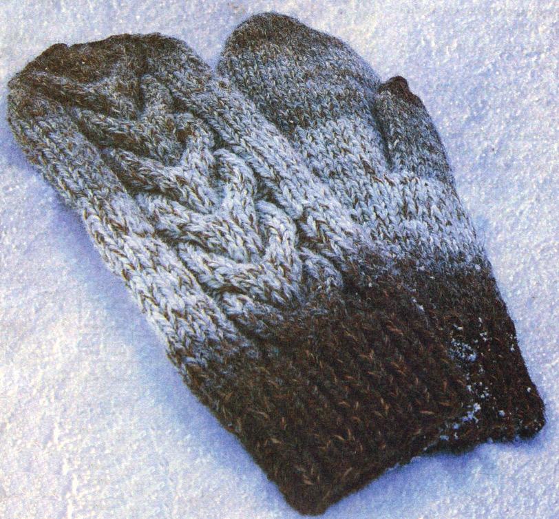 Самые теплые рукавички из Кауни