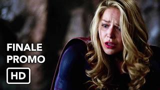 Supergirl Episódio 23 da 3° terceira temporada na Globo ás 01:55
