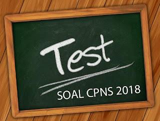 700 Contoh Soal CPNS 2019 Seleksi Kompetensi Dasar (TWK, TIU, TKP)