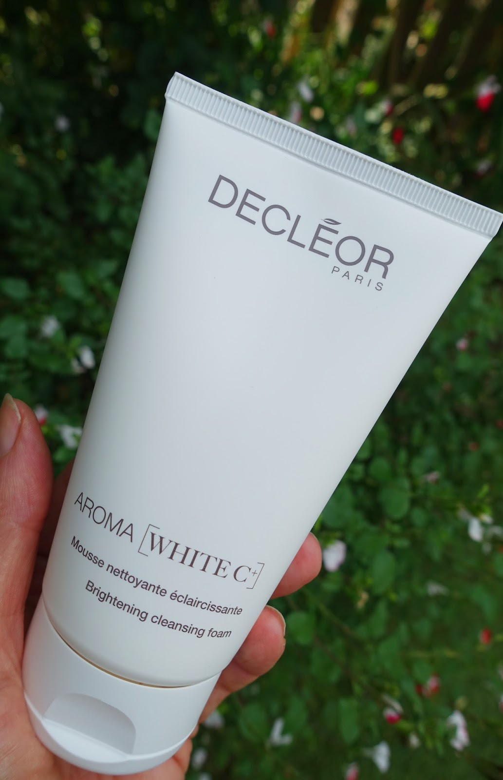 How good is the Decleor Aroma White C brightening foaming cleanser? Is This Mutton tries it out.