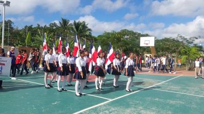 Liceo Aurora Tavarez Belliard Noviembre 2017