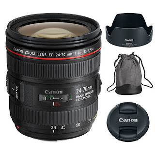 Canon 24-70mm f/4L IS USM Lens for Digital SLR DSLR Cameras Bodies - Brand New
