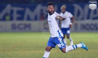 Wanggai Siap Menangkan Persib Bandung atas PSM Makassar