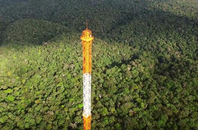 Observatório mais alto do mundo