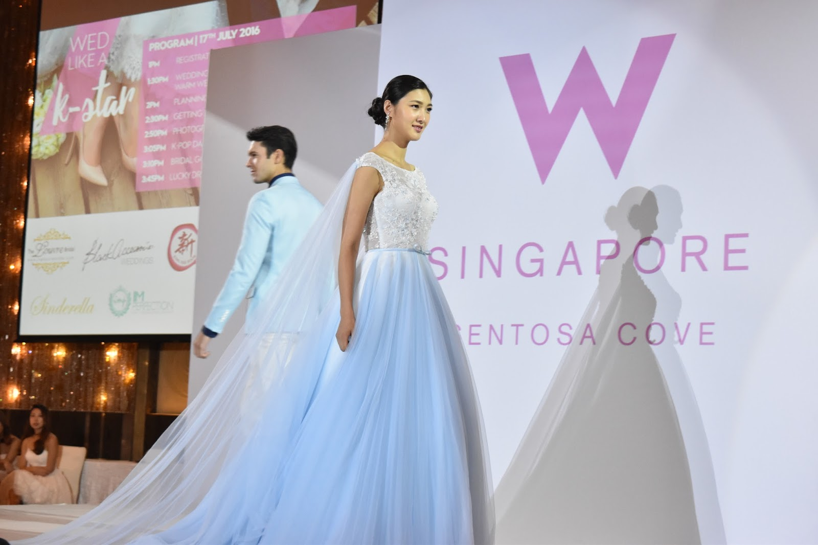 Wedding Dresses Baby Blue 21 Simple Another one of my