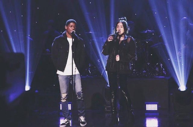 Noah Cyrus makes live TV debut on Jimmy Fallon