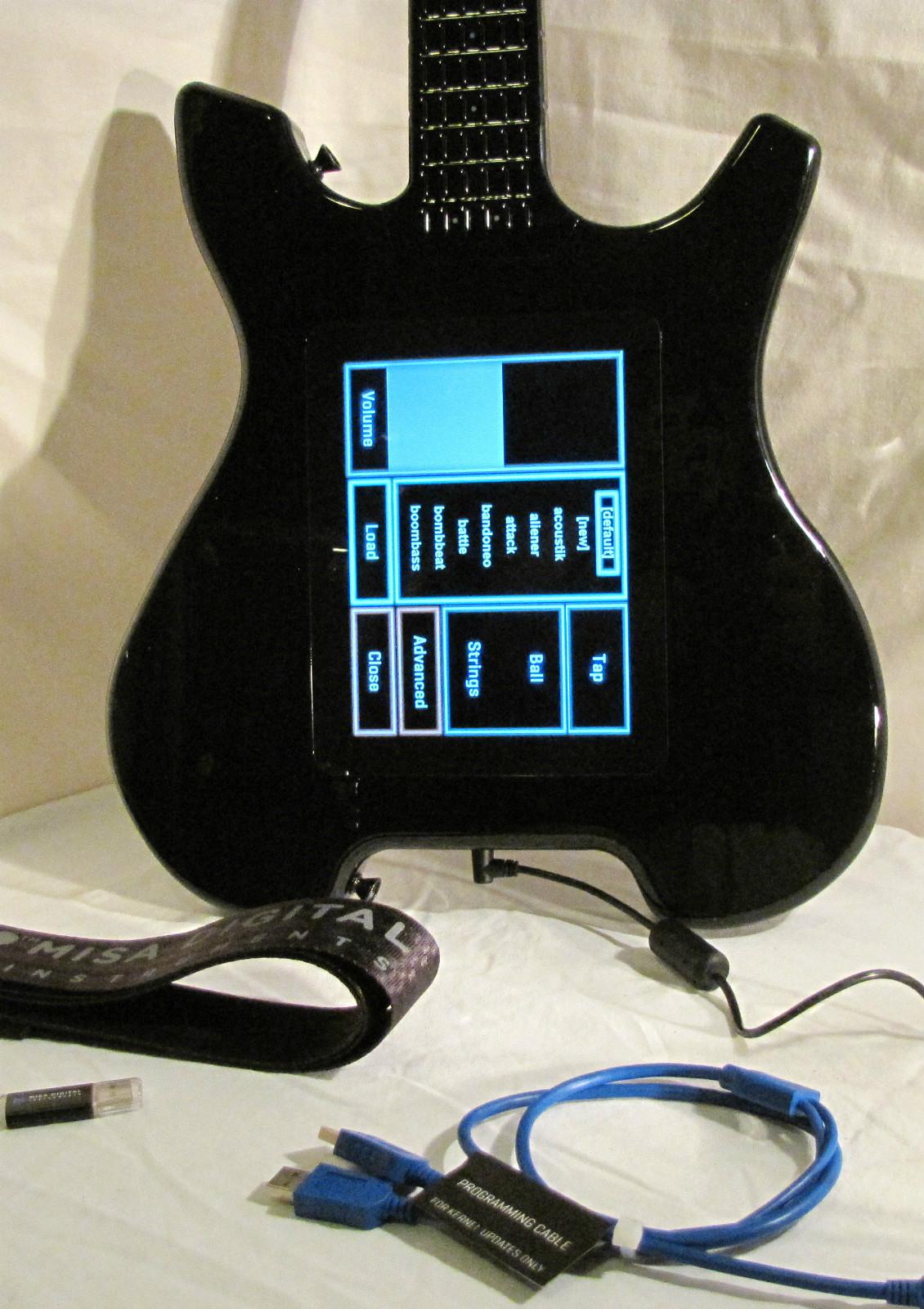midi kitara