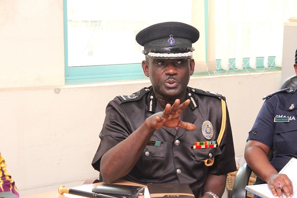 Police gun down five robbers at Tema