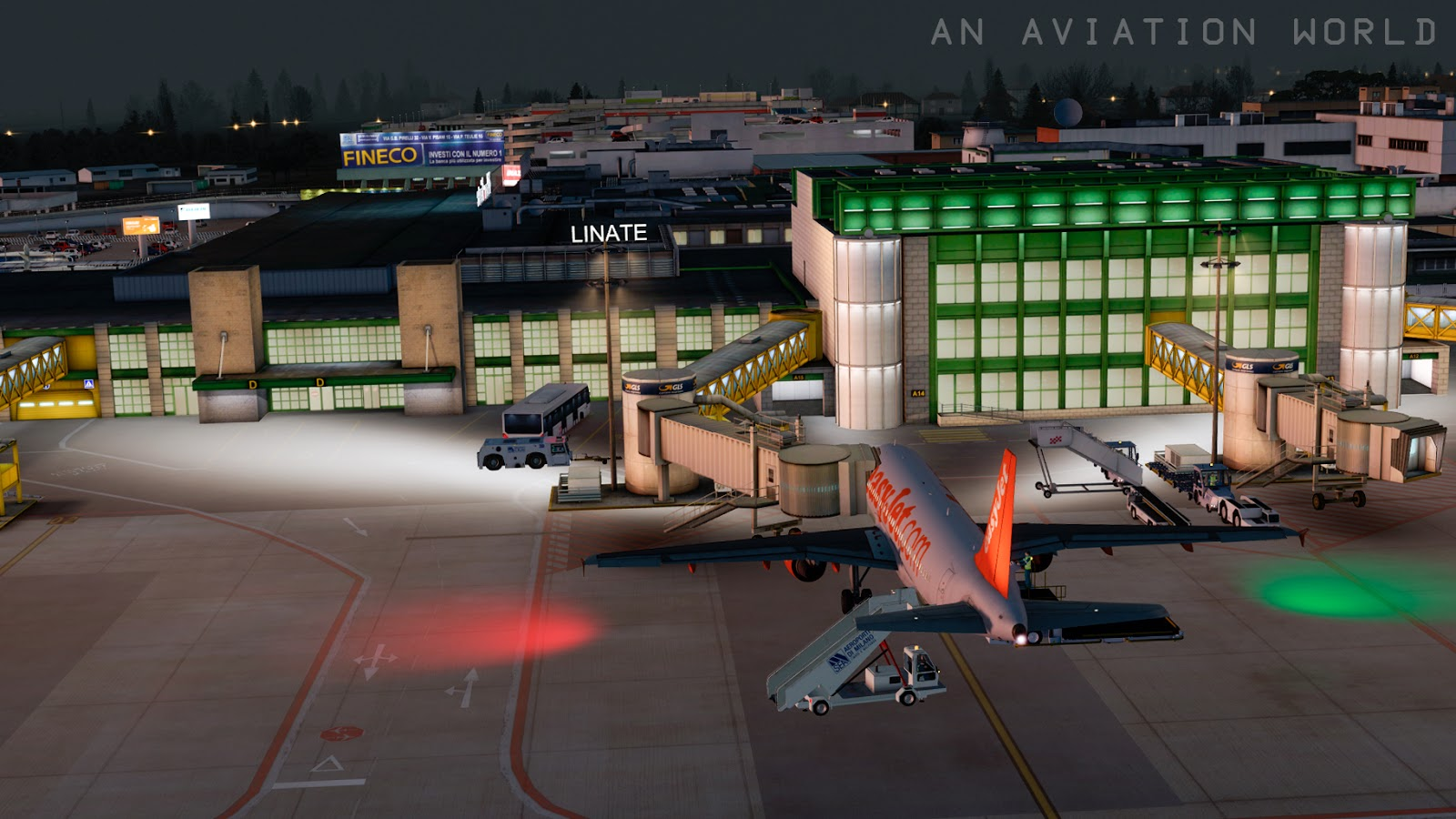 Jetstream Designs Milano Linate for FSX/P3D - Review