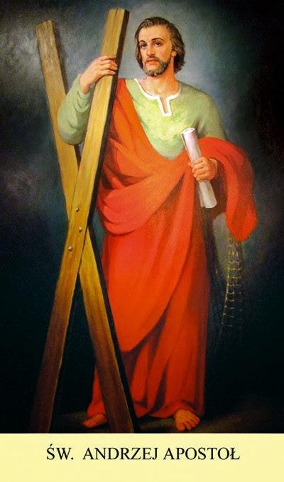 Znalezione obrazy dla zapytania litania do Å›w andrzeja APOSTOÅ A