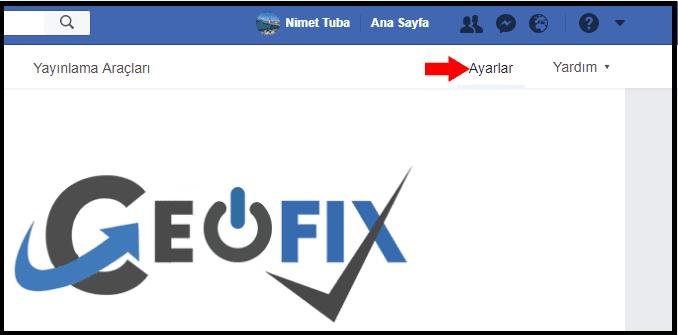 Bir Facebook Sayfası Nasıl Silinir -www.ceofix.com