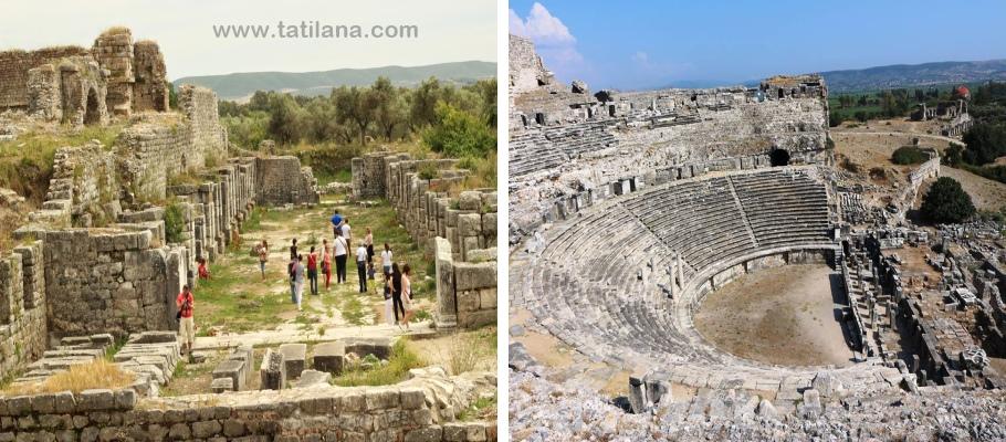 Didim Milet Antik Kenti