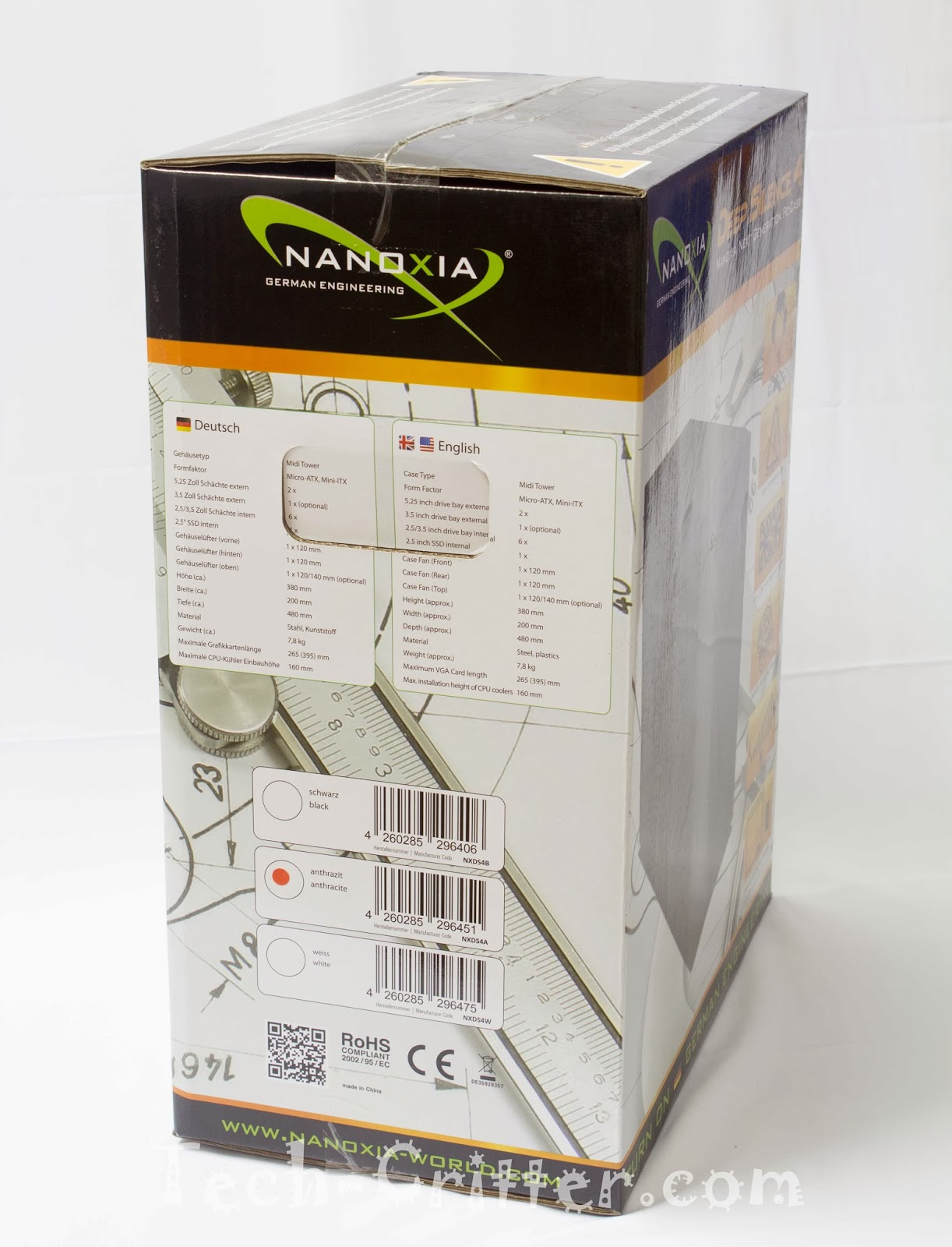 Nanoxia Deep Silence 4 Unboxing & Review 71