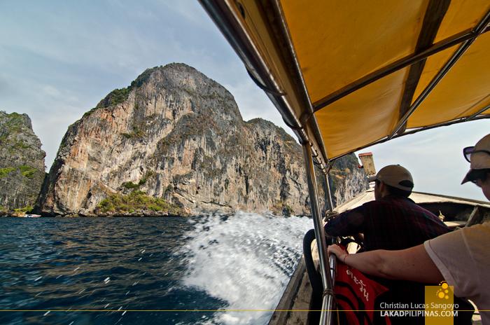 Koh Phi Phi Boat Tour Long Tail Boat