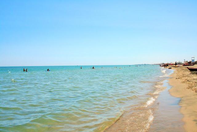 mare, spiaggia, sabbia, cielo, estate, acqua