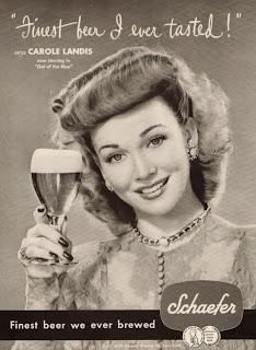 Carole Landis Schaefer Beer