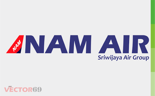 Logo NAM Air - Download Vector File CDR (CorelDraw)