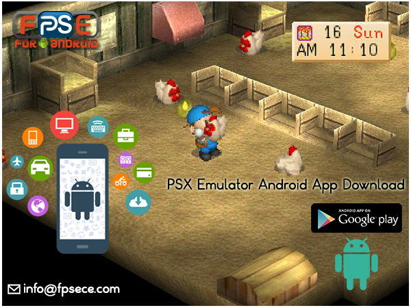 Ps1 Emulator Android Games